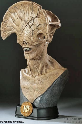 Hellboy 2 The Golden Army Angel of Death Life Size Bust | at Mighty