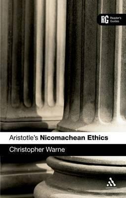 "Aristotle's ""Nicomachean Ethics'"" by Christopher Warne image"