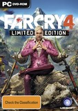 Far Cry 4 Limited Edition for PC Games