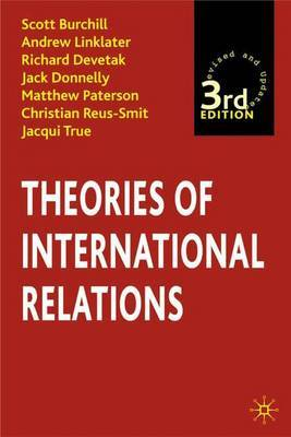 Theories of International Relations by Scott Burchill image