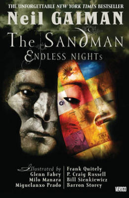 Sandman Endless Nights - New Edition by Neil Gaiman image