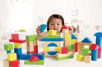 Hape: Wooden Building Block Set - 100pc