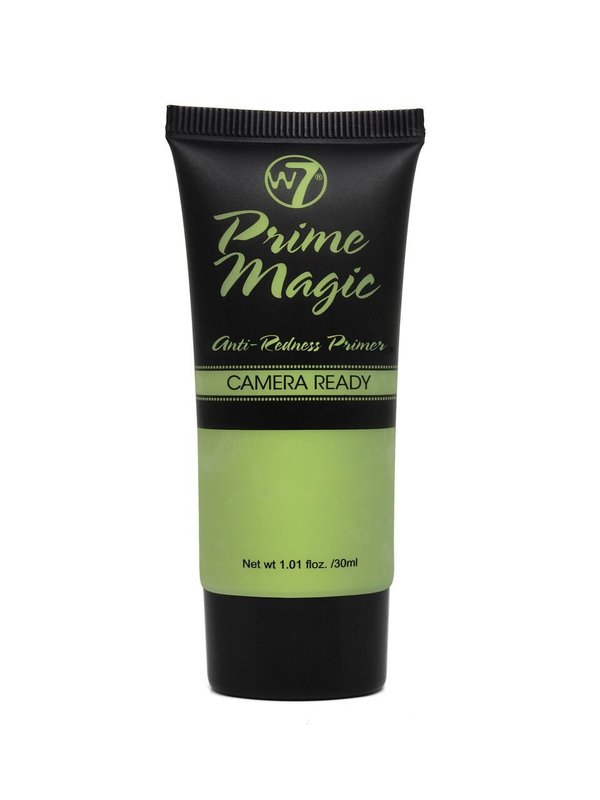 W7 Face Primer Magic (Anti Redness)