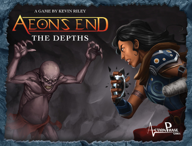 Aeons End: The Depths - Expansion Pack