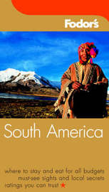 South America by Fodor's image
