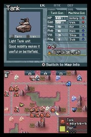 Advance Wars: Dark Conflict for Nintendo DS image