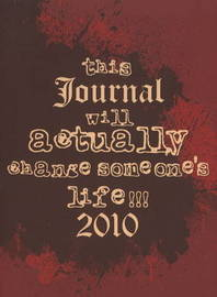 This Journal Will Actually Change Someone's Life by Free Speech Publications Team image