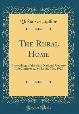 The Rural Home by Unknown Author image