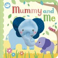 Little Learners Mummy and Me Finger Puppet Book image