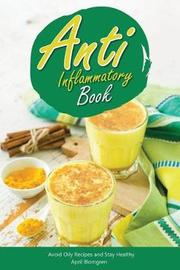 Anti Inflammatory Book by April Blomgren