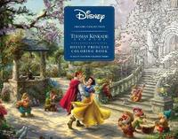 Disney Dreams Collection Thomas Kinkade Studios Disney Princess Coloring Book by Thomas Kinkade