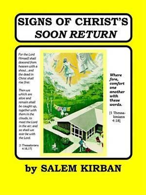 Signs of Christ's Soon Return by Salem Kirban