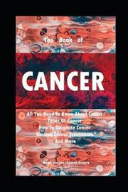 The Book of Cancer by Elizabeth Gregory