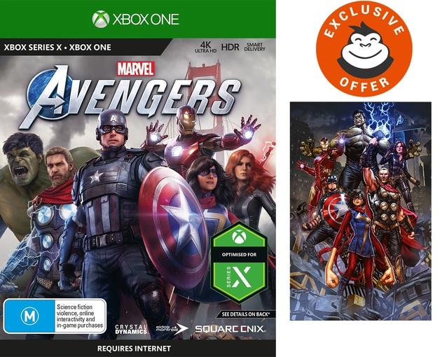 Marvel's Avengers for Xbox One