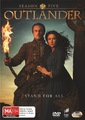 Outlander - Season 5 on DVD
