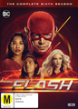 The Flash - Season 6 on DVD