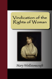 Vindication of the Rights of Woman by Mary Wollstonecraft image
