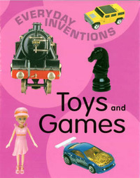 Toys and Games by Jane Bidder image