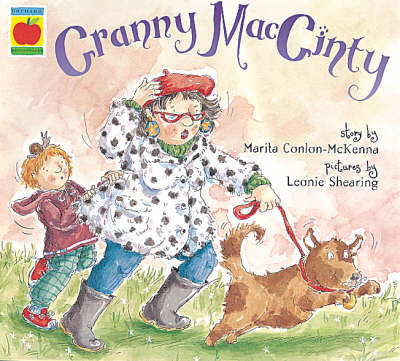 Granny MacGinty by Marita Conlon-McKenna image