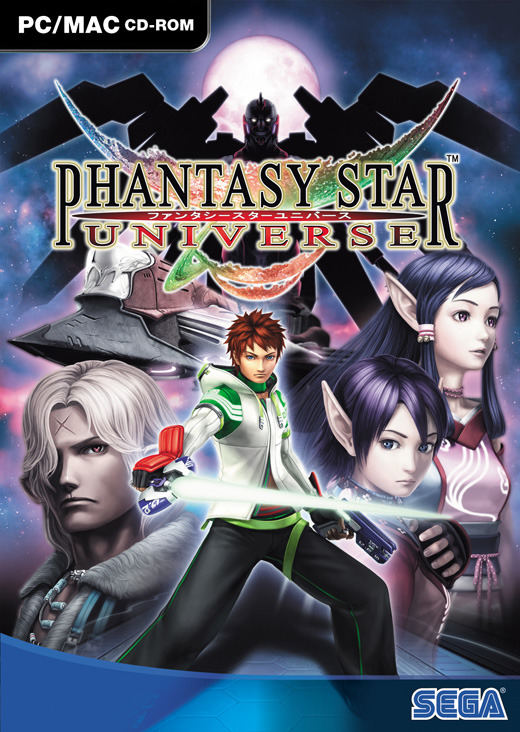 Phantasy Star Universe for PC Games