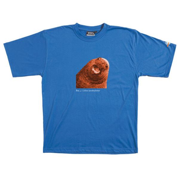 Lolrus Sansbucketus - Tshirt (Blue) for