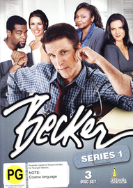 Becker - Season 1 on DVD