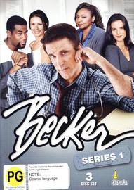 Becker - Season 1 on DVD