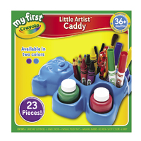 Crayola: My First Little Artist Caddy image