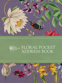 RHS Floral Pocket Address Book by Royal Horticultural Society