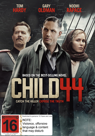 Child 44 on DVD