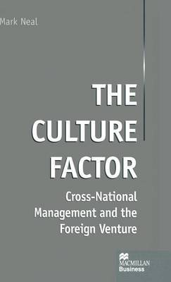 The Culture Factor by Mark Neal image