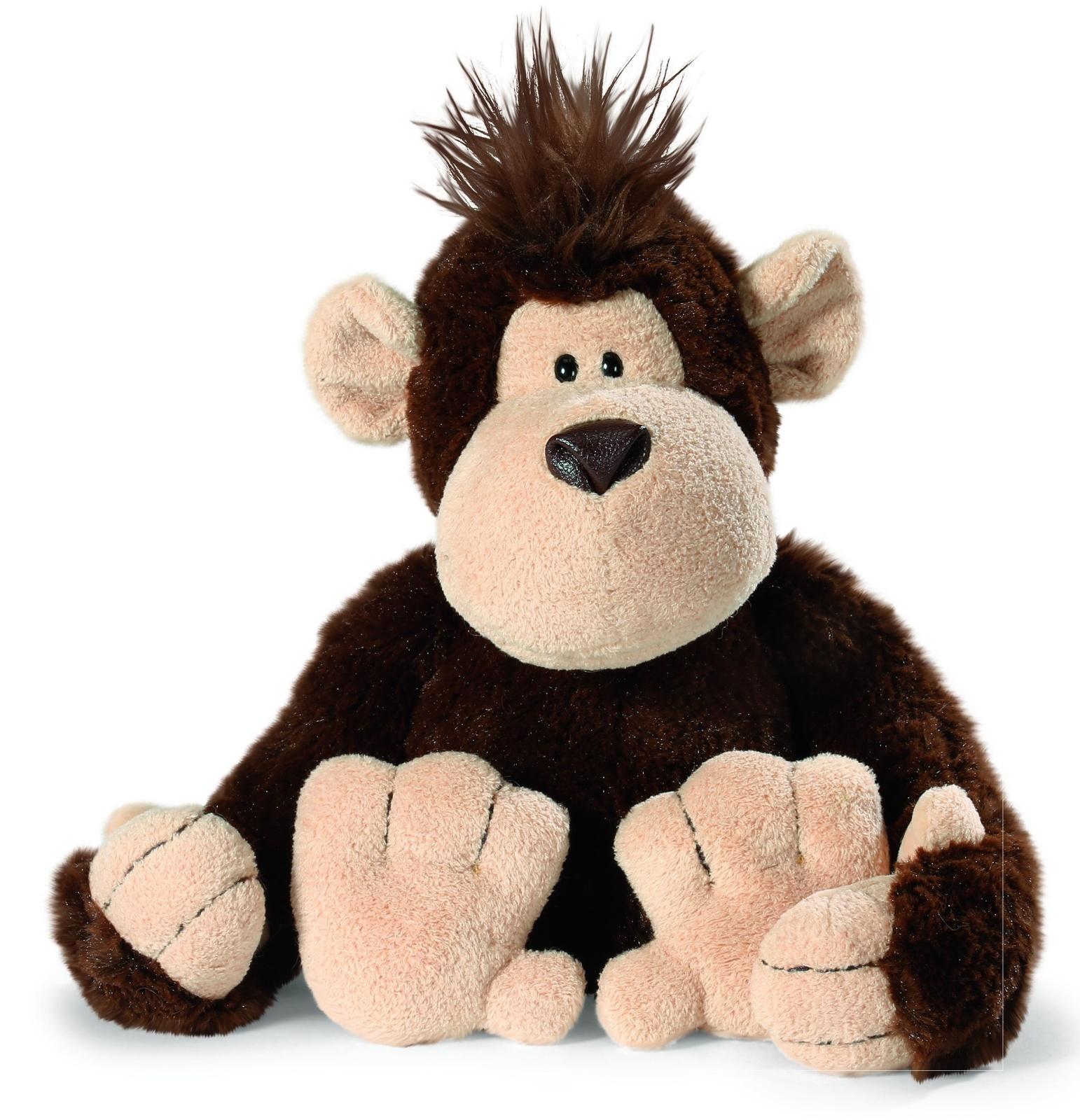 Nici: Wild Friends - Monkey Nardu Plush image