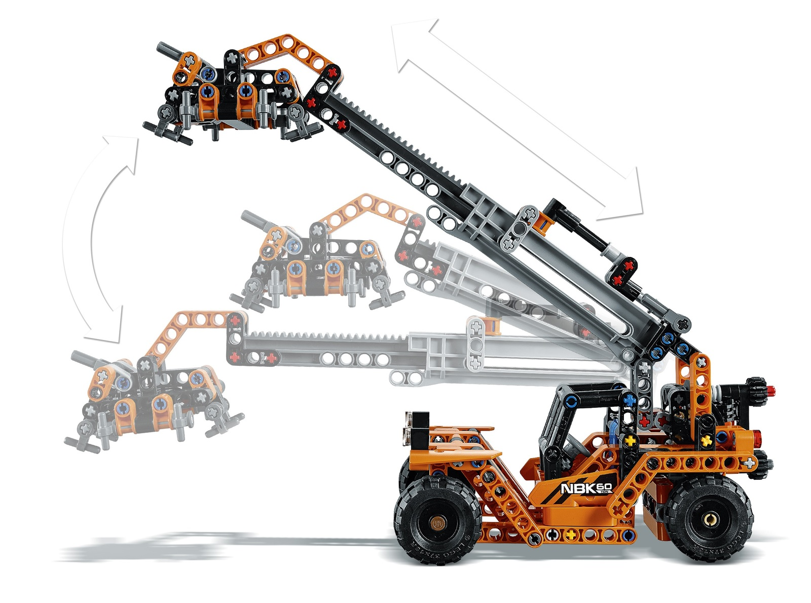 lego technic container yard