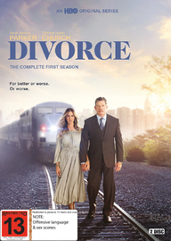 Divorce - The Complete First Season on DVD