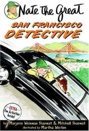 Nate the Great, San Francisco Detective by Marjorie Weinman Sharmat image
