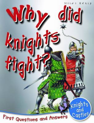 Knights and Castles by Catherine Chambers