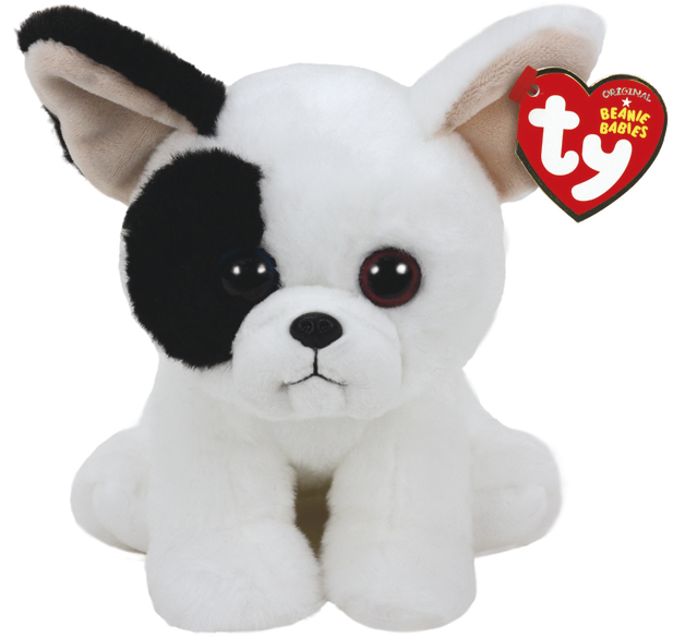 Ty Beanie Babies: Marcel Dog - Small Plush