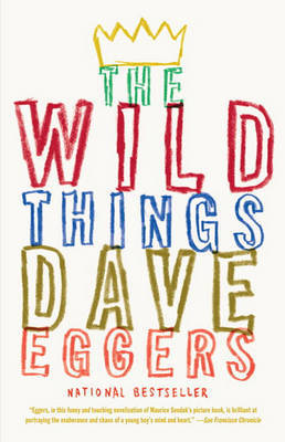 The Wild Things by Dave Eggers image