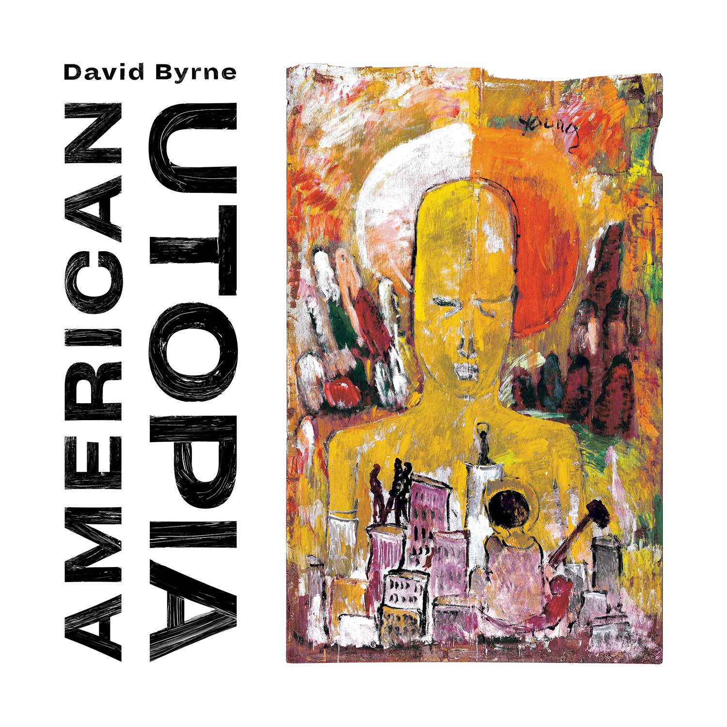 American Utopia by David Byrne image
