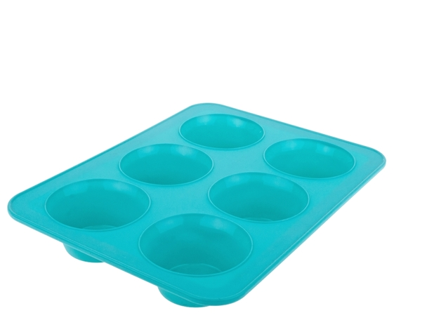 Silicone Loaf Pan 27 X 13 X 7cm Turquoise