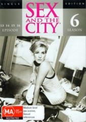 Sex And The City - Season 6: Disc 4 on DVD