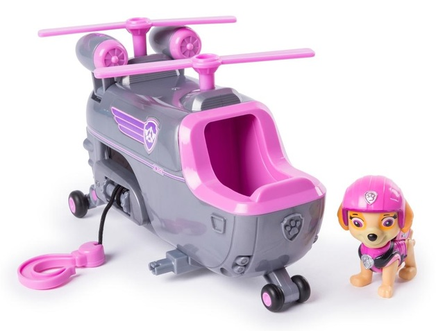 Paw Patrol: Ultimate Rescue Vehicle - Skye's Rescue Helicopter