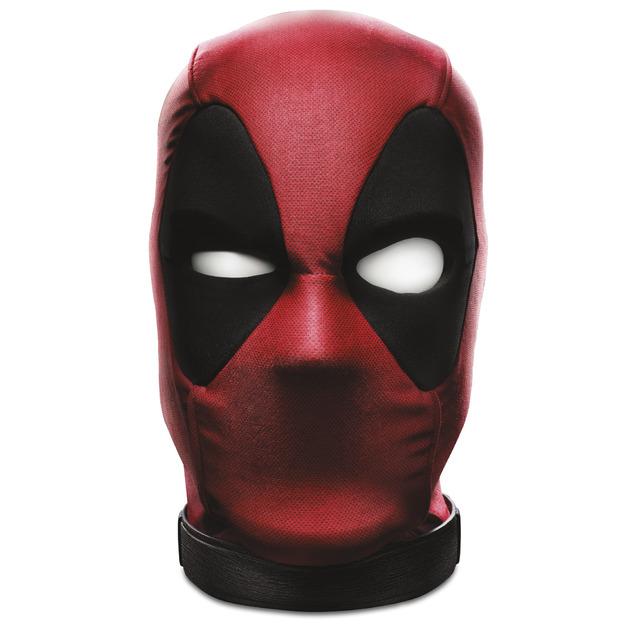 Marvel Legends: Deadpool's Head - Premium Interactive Replica