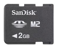 Sandisk MemoryStick Micro M2 2GB image