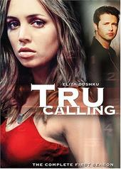 Tru Calling: Season 1 Part 1 (3 Disc) on DVD