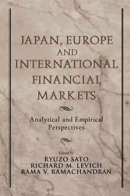 Japan, Europe, and International Financial Markets image