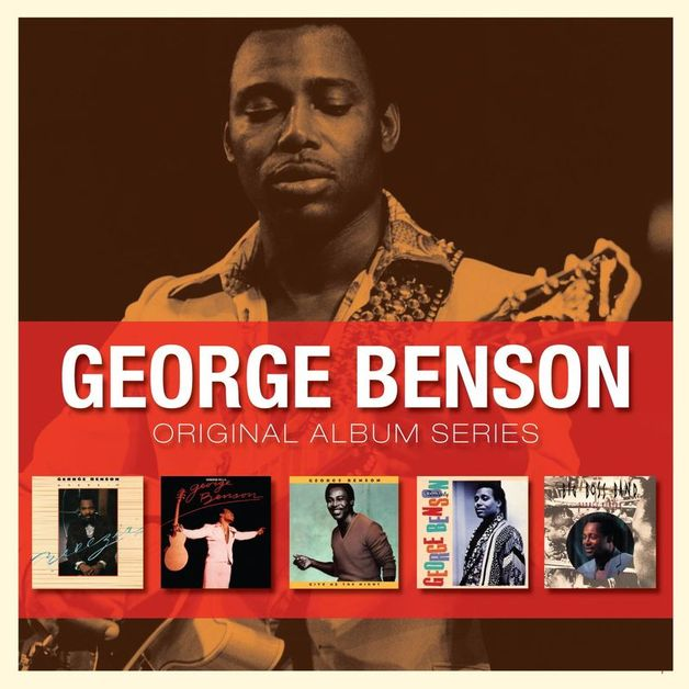 5 Albums in 1 - Original Album Series by George Benson