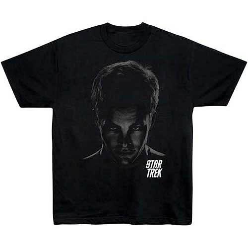 Star Trek Movie: Kirk Shadows T-Shirt (Large)