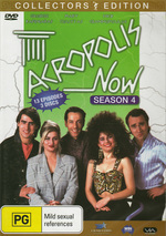 Acropolis Now - Season 4: Collector's Edition (3 Disc Set) on DVD
