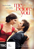 Me Before You DVD